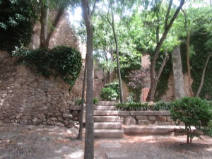 gardens of cathedral