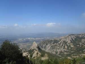 A view of the landscape