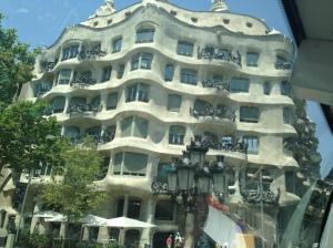 Gaudi design