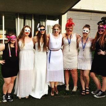 Ready for the Masquerade