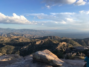 View from Windy Point