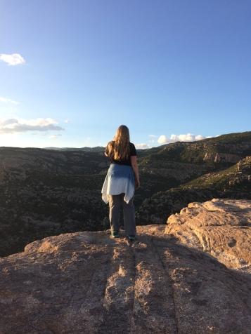 On Mt. Lemmon