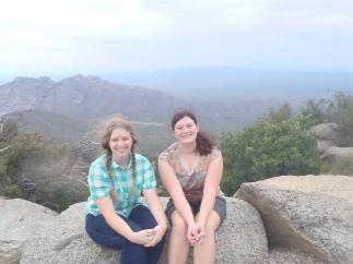 On Kitt's Peak
