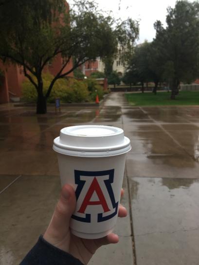 Cold enough for a cappuccino