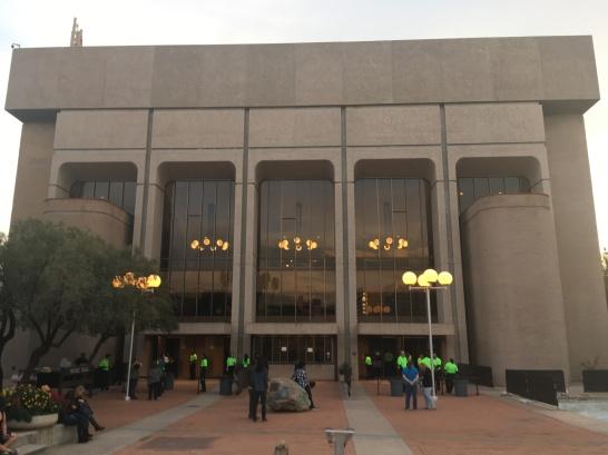 Tucson Music Hall