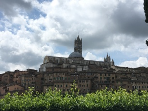 Duomo di Siena from a distance