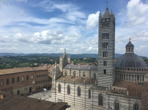 Duomo from above
