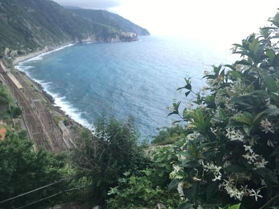 Corniglia's view