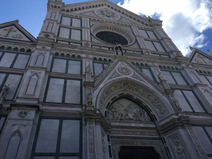 Santa Croce façade