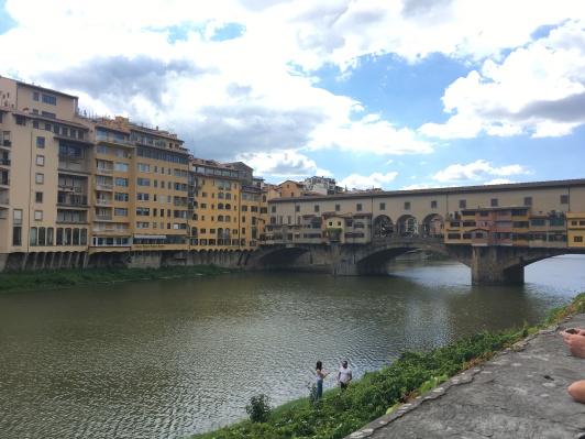 View of Ponte Vecchio
