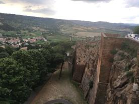 Orvieto walls