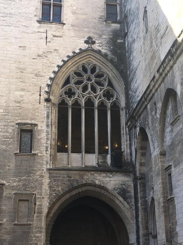 Beautiful gothic window