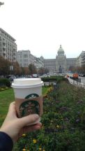 Coffee and Czech National Museum