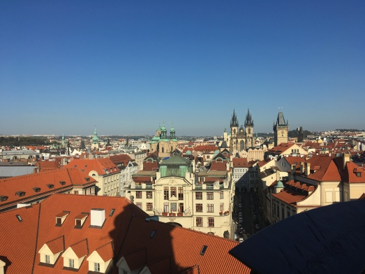 From the Astronomical tower