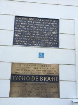 Brahe memorial