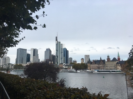 Frankfurt - old and new
