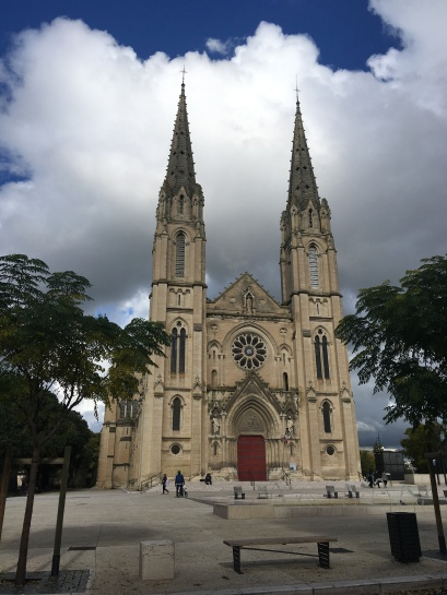 Cathedral in Nîmes