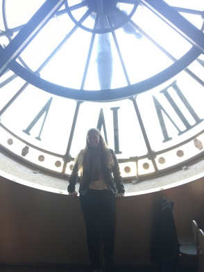 By the big clock