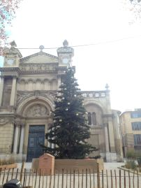 Aix's Christmas Tree
