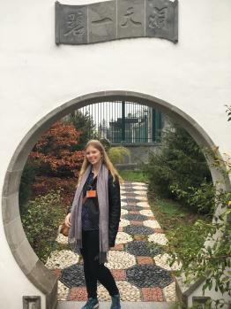 WTO garden