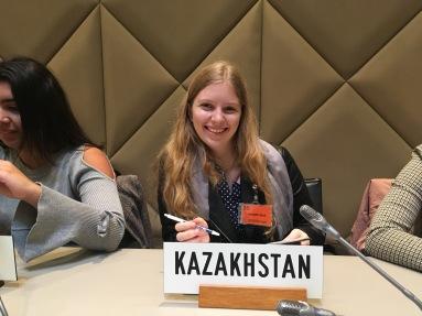 Kazakhstan!
